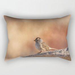 Little Sparrow Rectangular Pillow