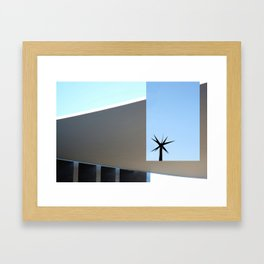 Nations Framed Art Print