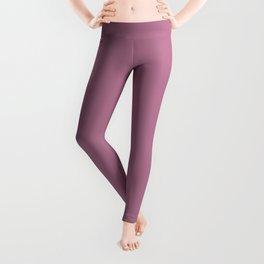 Boca Solid Shades - Lilac Leggings