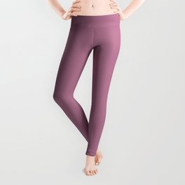 Boca Solid Shades - Lilac Leggings