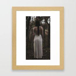 Autumn Wanderings Framed Art Print