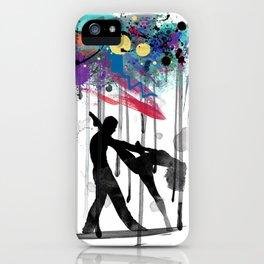 rain again  iPhone Case
