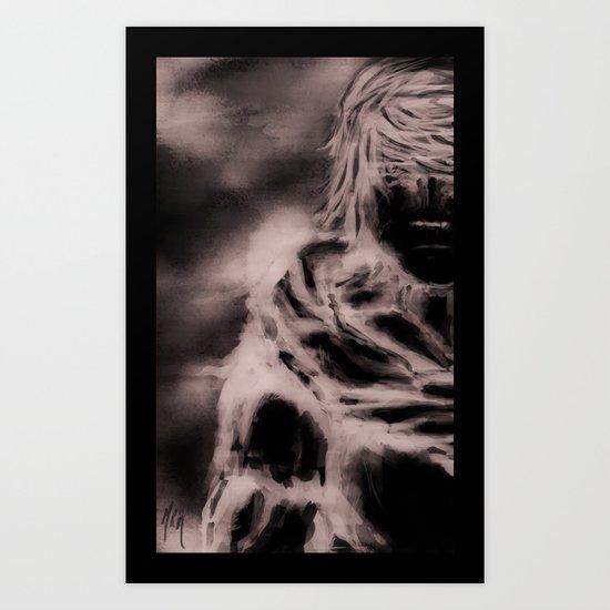 Bitter Art Print