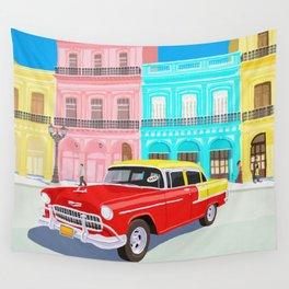 Havana Wall Tapestry