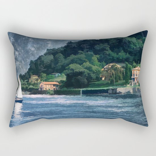 Shoreline Rectangular Pillow