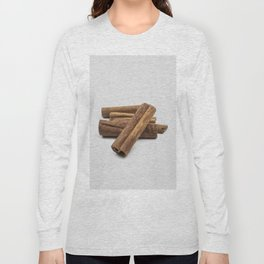 cinnamon sticks - spice Long Sleeve T-shirt