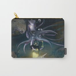 The Depths of the Ocean Carry-All Pouch