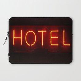 Th Neon Hotel Laptop Sleeve