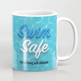 Swim Safe Coffee Mug