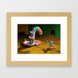 Practical Jokers Framed Art Print