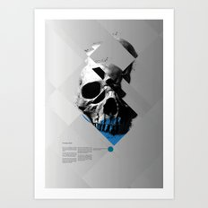 What is Death? 6 Art Print