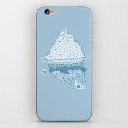Iceburger iPhone Skin