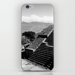 The Temples of Oaxaca iPhone Skin