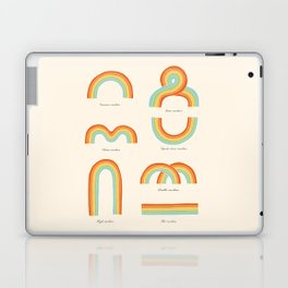 Know your Rainbows Laptop & iPad Skin
