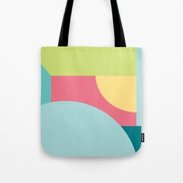 HGTV Magazine Mural Tote Bag