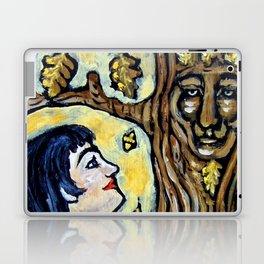 Mighty Oak * Nature Maidens Laptop & iPad Skin