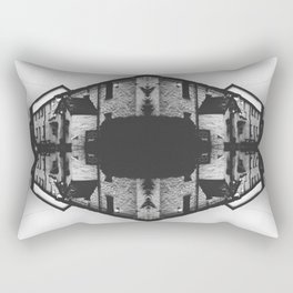 From the Lakes Rectangular Pillow