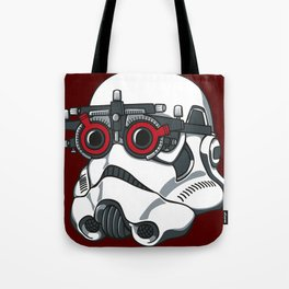 Stormtrooper Eyetest Tote Bag