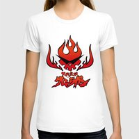 gurren lagann T-shirts featuring gurren lagann by tama-durden