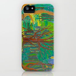 Il Bosco (The Forest) iPhone Case