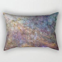 Galaxy Series: Number Four Rectangular Pillow