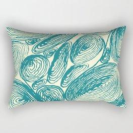 Inkshells II Rectangular Pillow