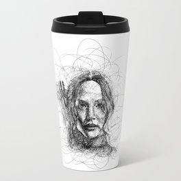 The Mockingjay Lives Travel Mug