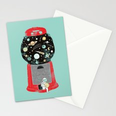 My childhood universe Stationery Cards