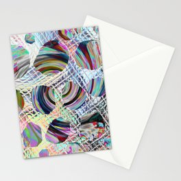 Meteorite light  Stationery Cards