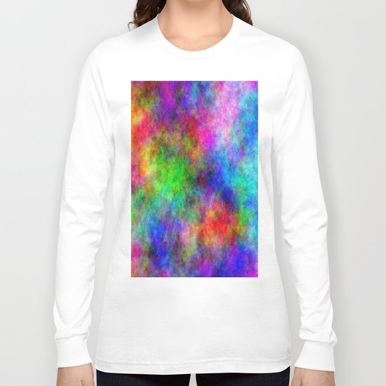 Colorful Long Sleeve T-shirt