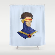 Cyclops Shower Curtain