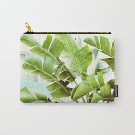 Banana Palms Carry-All Pouch
