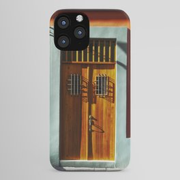 puerto rico house iPhone Case