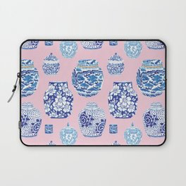 Chinoiserie Ginger Jar Collection No.7 Laptop Sleeve