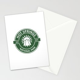 Hot Springs National Park Stationery Cards