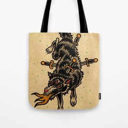 Rd.wolf Tote Bag