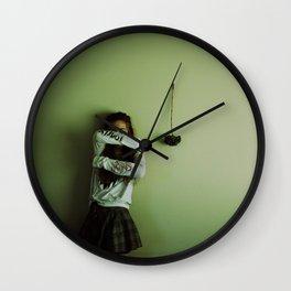 LH Wall Clock