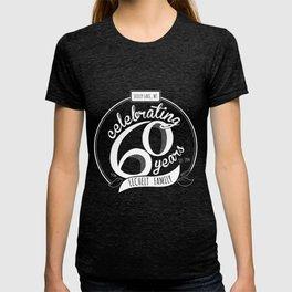Lechelt's 60th Anniversary T-shirt