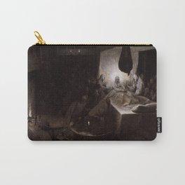 Pieter Brueghel the Elder - Death of the Virgin Carry-All Pouch