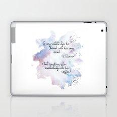 Soul vs Coffee #1 Laptop & iPad Skin