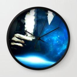 To Strike a Spark Wall Clock