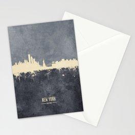 New York Skyline Stationery Cards