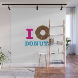 Stone Cold Dunkin Wall Mural