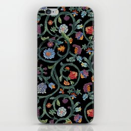 Tudor Vines iPhone Skin