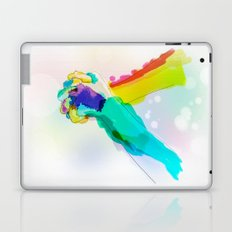 Forget the Words Laptop & iPad Skin