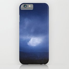 Guadarrama III iPhone Case