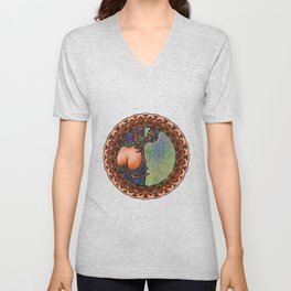 A Bum In The Mirror Unisex V-Neck