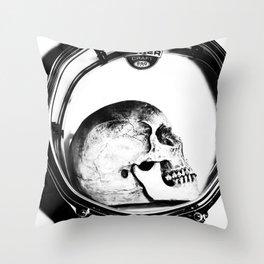 Head Bang Throw Pillow