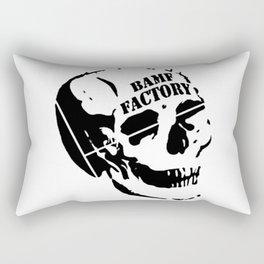 BAMF Factory! Rectangular Pillow