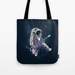 Spacebeat Tote Bag